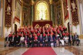 La IV Promoción del Grado en Derecho y II del Máster de Acceso a la Abogacía de la UCAM se gradúan