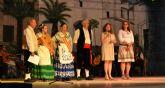 La peña El Caldero celebra el décimo aniversario del Festival de Folclore Villa de San Pedro