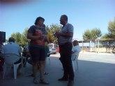 La Peña Barcelonista de Totana felicita a Naca por haber recibido la condecoración de la Orden al Mérito Civil