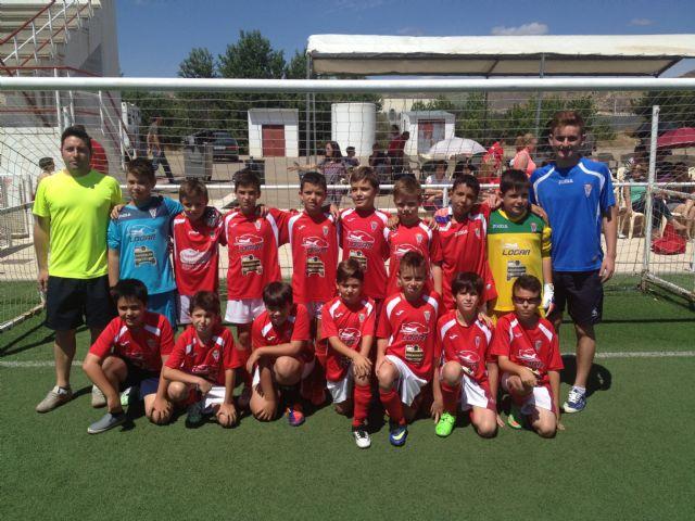 Los benjamines del Club Deportivo Lumbreras consiguieron el ascenso a primera categoría - 1, Foto 1