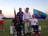 Fin de semana intenso de deporte en el municipio de San Javier