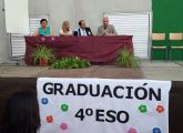 Graduada la primera promoción de ESO del IES 'La Florida' torreño