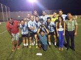 Torneo de fútbol a beneficio de PADISITO