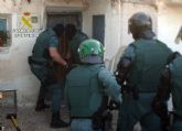 La Guardia Civil detiene a dos experimentados delincuentes buscados por robos con violencia e intimidación