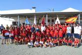 El Club de Fútbol Sala Pinatar celebra la clausura de la temporada 2014-2015