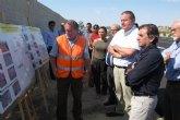 Fomento mejora la seguridad vial en la variante de Fortuna con una inversión de 664.000 euros