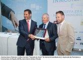 Construcciones Hermanos Palomares recibe el premio Asociado de Honor por su ejemplar trayectoria