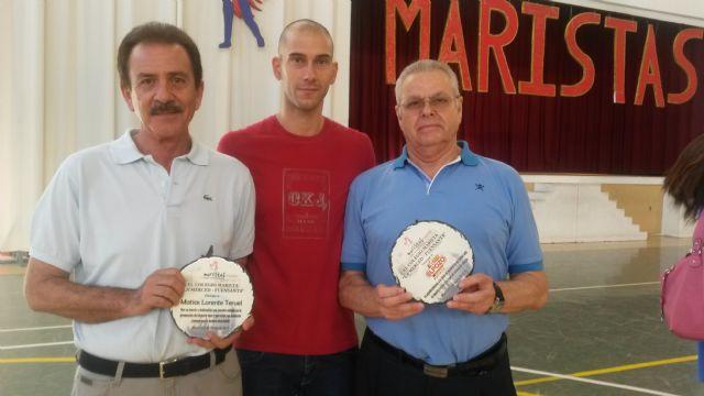Rafa y Bolarín en la entrega de medallas al deporte del colegio Marista La Fuensanta - 4, Foto 4