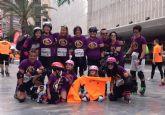 El club 'Roller Queen' de Las Torres de Cotillas cierra una temporada brillante