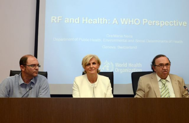 Directora de la OMS niega vínculo entre emisiones electromagnéticas y enfermedades - 1, Foto 1