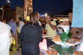 Miles de personas acudieron al reclamo de la Noche de Juan en San Javier, Santiago de la Ribera y La Manga