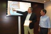 La Comunidad inicia los trámites para convocar el concurso de construcción del nuevo Puerto de Portmán