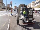 Rutas dobles y nuevos contenedores para reforzar el Servicio de Limpieza Urbana y Recogida de Residuos