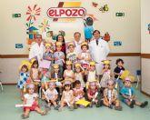 La guarder�a de ElPozo celebra su d�cimo aniversario