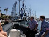 La Regata Cartagena Ibiza 2015 inicia su andadura