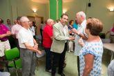 López y Castejón brindan su apoyo a los clubes de mayores