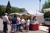 Este domingo, día 28 de junio, se celebra, de nuevo, el tradicional Mercado Artesano en el paraje de La Santa