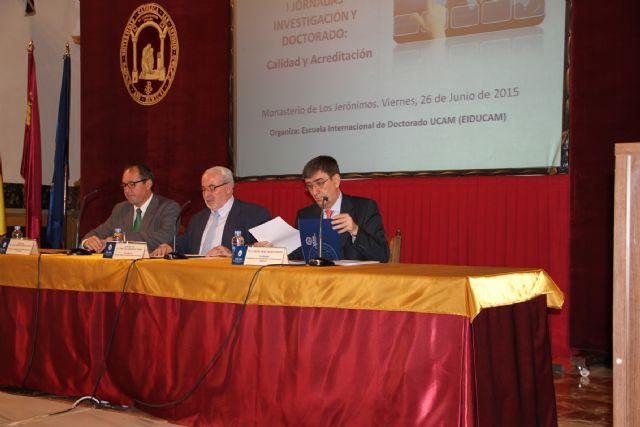 I Jornadas de Investigación y Doctorado: Calidad y Acreditación' - 1, Foto 1