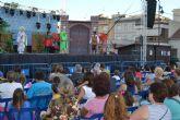 Llega el turno de los más pequeños en las fiestas patronales con teatro y música