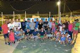 Carpintería Metálica Juan Antonio se alza con el Trofeo Alcaldesa 2015 de fútbol 7