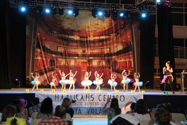 Danza y baile de María Teresa Lazareno protagoniza el inicio de la programación veraniega ´Nogalte Cultural´ - 1, Foto 1