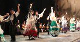 Puerto Lumbreras celebró su gran noche de folklore con grupos de Eslovenia, México, y Murcia