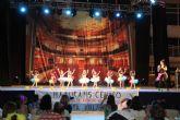 Danza y baile de María Teresa Lazareno protagoniza el inicio de la programación veraniega ´Nogalte Cultural´