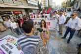 El orgullo LGTB se paseó por Cartagena en defensa de la igualdad