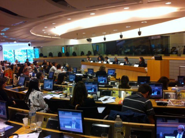 Cartagena comparte sus buenas prácticas multiculturales en Comité Europeo de las Regiones - 1, Foto 1
