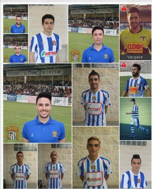 Creándose el nuevo Águilas fútbol club - 1, Foto 1