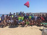 Nadar hasta Isla Hormiga, un reto para valientes