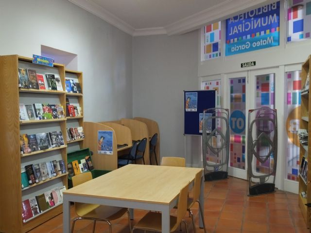 La Sala de Estudio del Centro Sociocultural