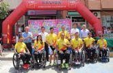 Puerto Lumbreras distinguirá a la Peña Ciclista Ginés García con la Medalla de Plata en el Día de la Independencia