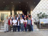 La rehabilitación del archivo de Santomera permite consultar más de 20.000 documentos