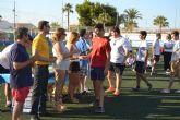 La escuela de Fútbol Base Pinatar cierra la temporada con una jornada de convivencia