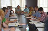 El alcalde se compromete a reactivar derechos de los empleados municipales en la primera reunión de la Mesa General de Negociación