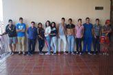 Finaliza el programa compensación educativa Aula Ocupacional en el que han participado 13 alumnos de ESO durante el curso 2014/15