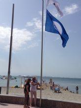 San Pedro del Pinatar renueva su compromiso con la calidad de sus playas
