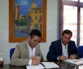 Formalizado el contrato con la nueva concesionaria de los servicios de recogida de residuos solidos urbanos, limpieza viaria y jardinería