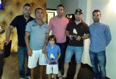 El campeonato de pádel para aficionados de pádel torreño entrega los premios a sus mejores jugadores