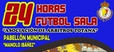 El Pabellón de Deportes Manolo Ibáñez acoge este fin de semana las 24 horas de Fútbol-Sala