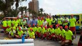 Playas más seguras en La Manga y Santiago de la Ribera