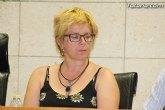 La concejala de Educación y Cultura, Eulalia Moreno, presidirá el Consejo Escolar Municipal de Totana los próximos cuatro años