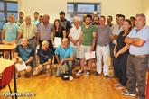 Entrega de diplomas y carnets de cursos impartidos a través de la organización agraria COAG IR TOTANA