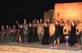 La Asociación Riá Pitá deleitó al público en la XVI edición del Festival Flamenco