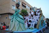 El desfile de Carrozas pone fin a las Fiestas Patronales