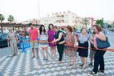 El mercado de verano de Puerto de Mazarr�n ampl�a la oferta comercial y de ocio
