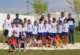 La localidad clausura su I Campus Educativo de Fútbol 'Villa de Puerto Lumbreras'