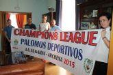 La VII edición del concurso Palomos Deportivos Champions Leage 2015 se celebrará durante la segunda quincena de agosto