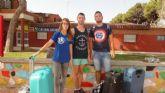 Jóvenes de San Javier, San Pedro del Pinatar y Los Alcázares abordan el uso de las nuevas tecnologías en un intercambio juvenil en Italia